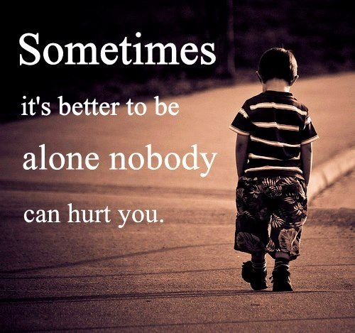 Alone Quotes And Alone Sayings Images