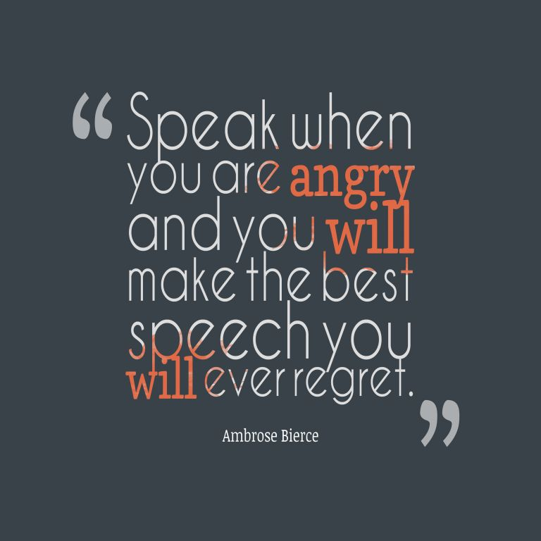 Anger Quotes And Anger Sayings Images