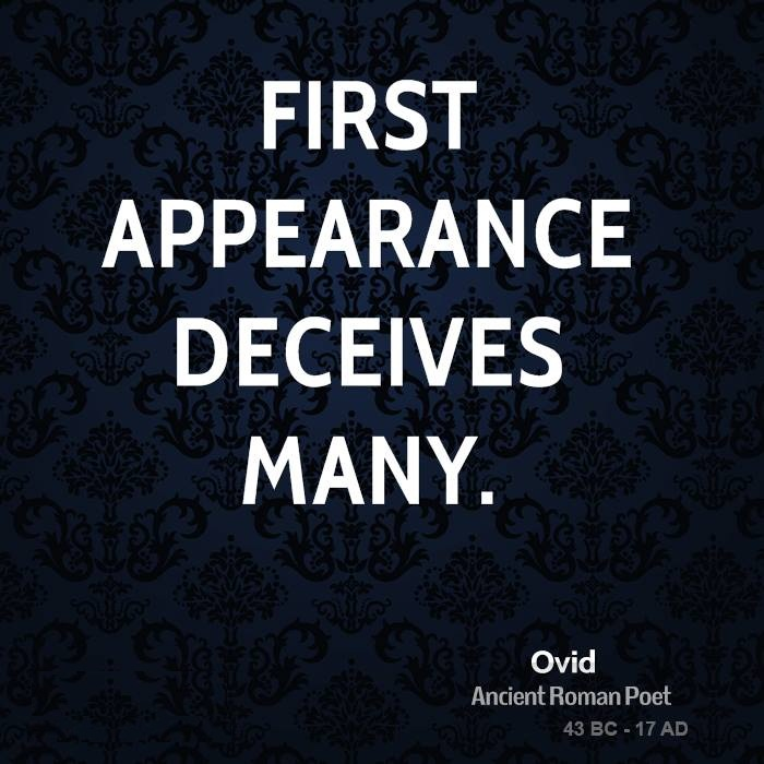 Appearance Quotes And Appearance Sayings Images