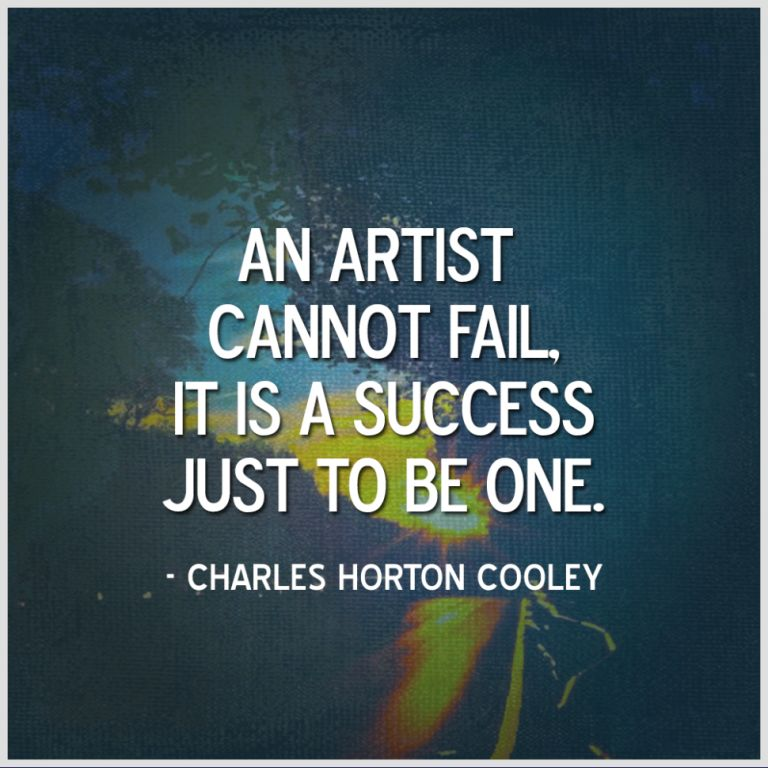 Artist Quotes And Artist Sayings Images