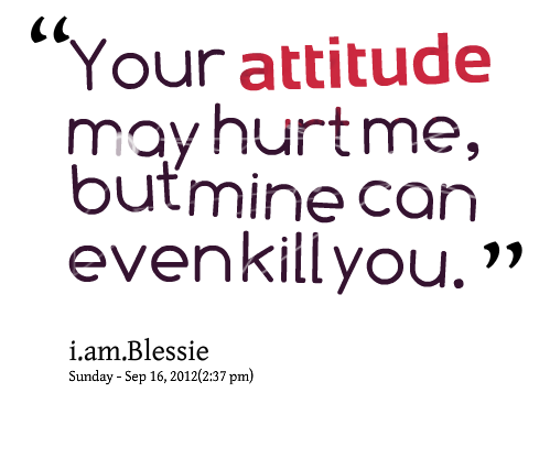 Quotations On Attitude For Facebook Attitude Quotes Pictur...