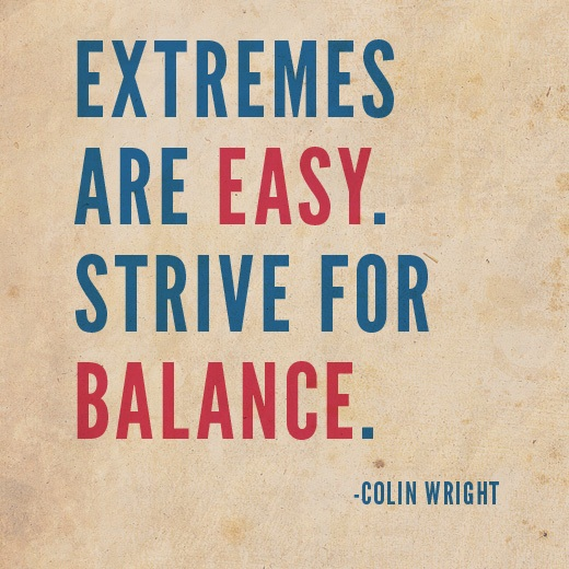 Balance Quotes And Balance Sayings Images
