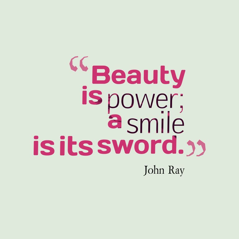 Beauty Quotes And Beauty Sayings Images