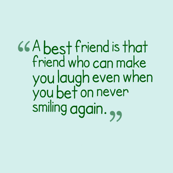 Best Friend Quotes And Best Friend Sayings Images