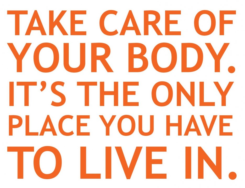 Body Quotes And Body Sayings Images