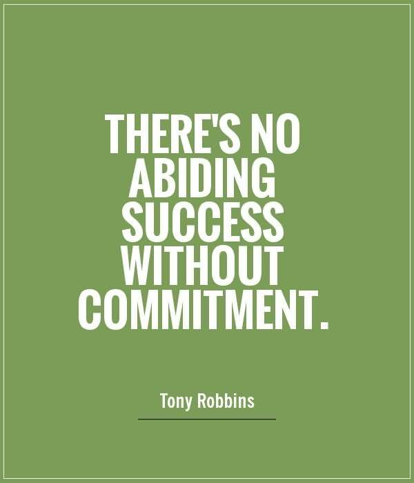Commitment Quotes And Commitment Sayings Images