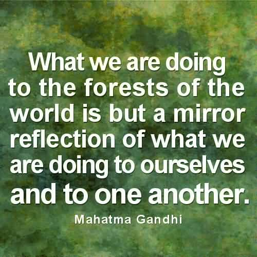 Environment Quotes And Environment Sayings Images