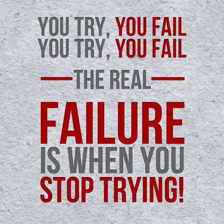 Failure Quotes And Failure Sayings Images