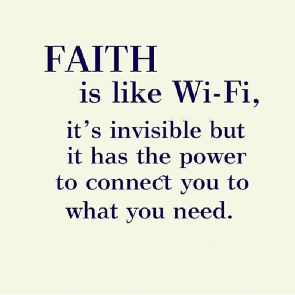 Faith Quotes And Faith Sayings Images