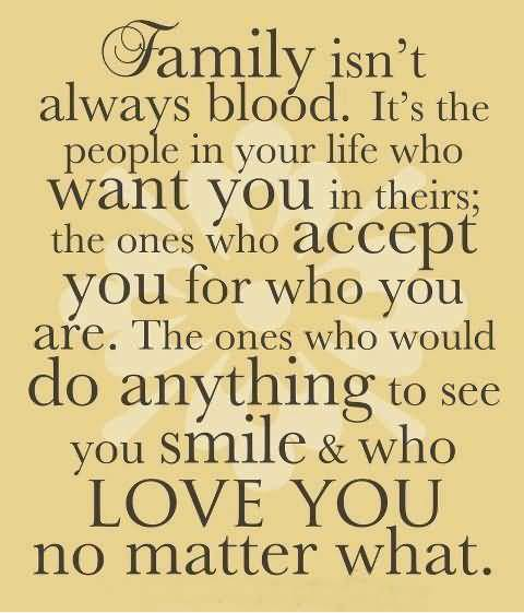Family Quotes And Family Sayings Images