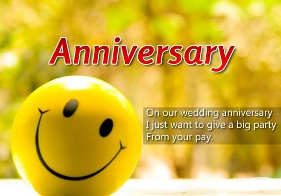 Funny Anniversary Quotes And Funny Anniversary Sayings Images