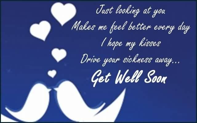 Get Well Soon Quotes And Get Well Soon Sayings Images