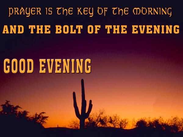 Good Evening Quotes And Good Evening Sayings Images
