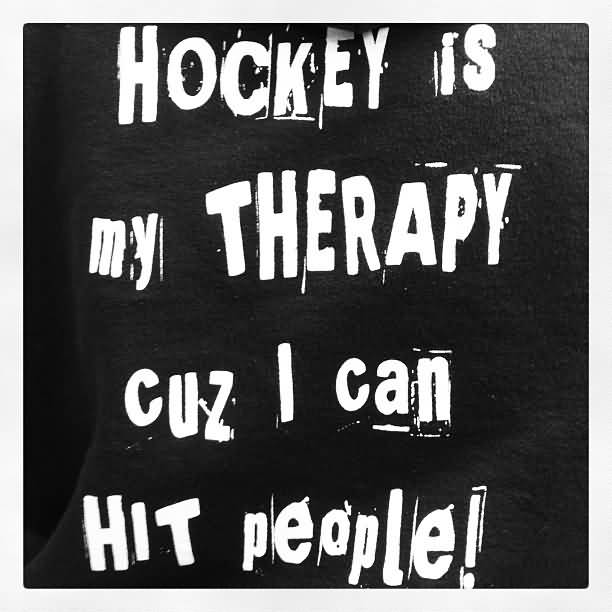Hockey Quotes And Hockey Sayings Images