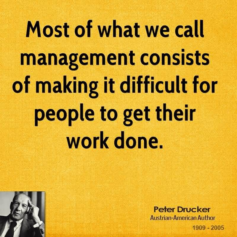 Management Quotes And Management Sayings Images