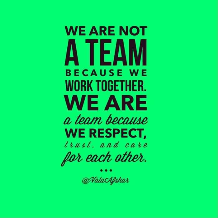 Teamwork Quotes And Teamwork Sayings Images
