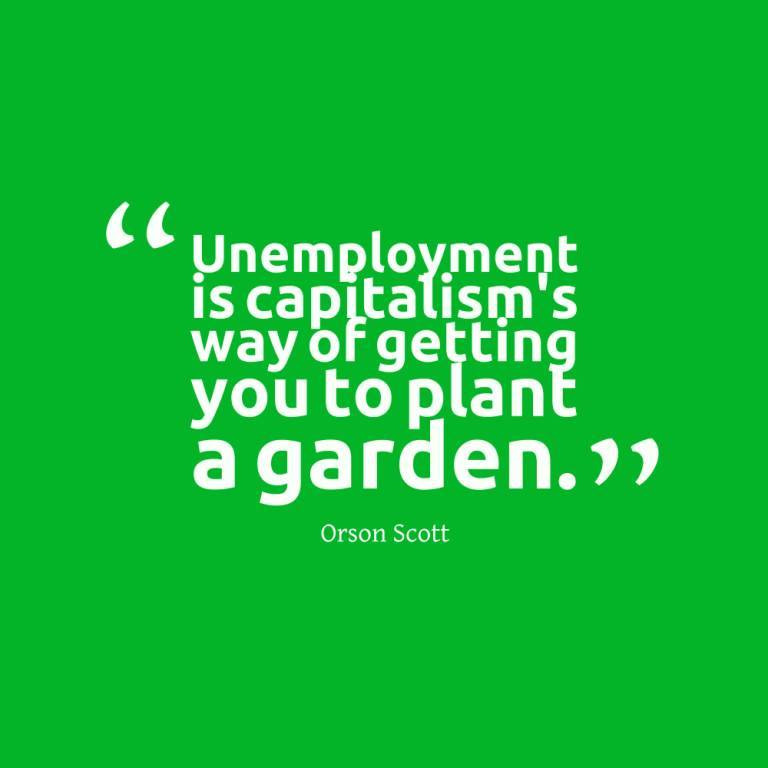 Unemployment Quotes And Unemployment Sayings Images